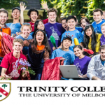 Gặp gỡ đại diện Trinity College