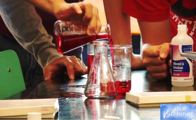 Một tiết hóa học