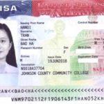 Chúc mừng Trần Bảo Hà đạt Visa  thành công