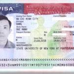 Chúc mừng Đặng Đức Mạnh đã đạt Visa