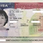 Chúc mừng Nguyễn Thị Thanh Bình gia hạn Visa thành công