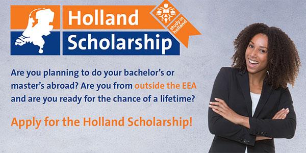 Holland-Scholarship
