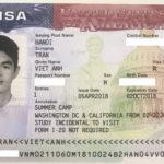 Chúc mừng TRẦN VIỆT ANH đã đạt Visa Hè Mỹ bờ Đông