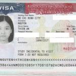 Chúc mừng Nguyễn Thiên Ân đã đạt Visa