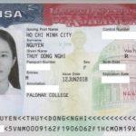 Chúc mừng Nguyễn thụy Đông Nghi đạt Visa  thành công