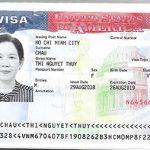 Chúc mừng Châu Thị Nguyệt Thủy đã đạt Visa