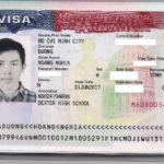 Chúc mừng Dương Hoàng Nghĩa đã đạt Visa HBTH Mỹ