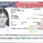 Chúc mừng LÝ MỸ PHƯƠNG đã đạt Visa