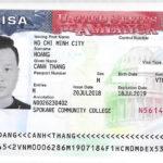 Chúc mừng Hoàng Cảnh Thái đã đạt Visa