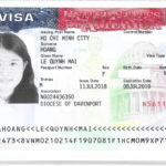 Chúc mừng Hoàng Lê Quỳnh Mai đã đạt Visa