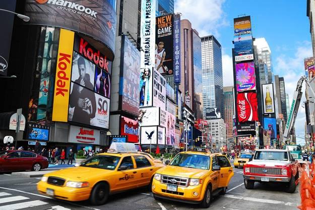 New York - thành phố tráng lệ bặc nhất tại Mỹ