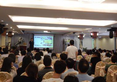 Buổi hội thảo thu hút đông đảo Phụ Huynh và Học sinh quan tâm đến tham dự