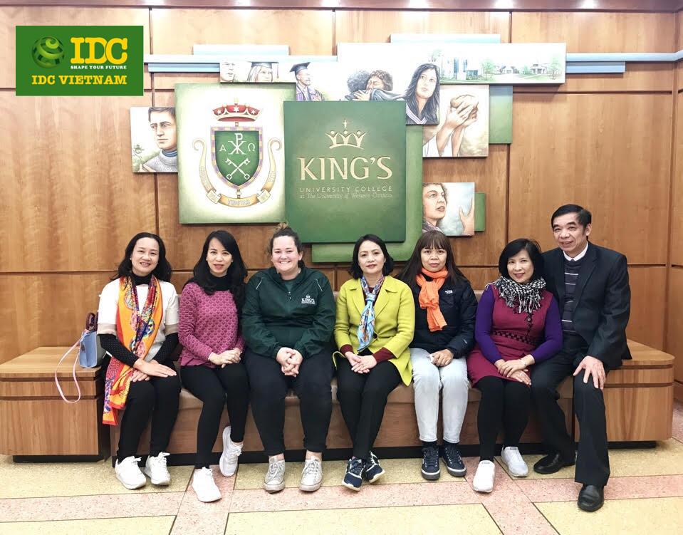 King's University – top 20 trường hàng đầu tại Canada