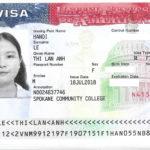 Chúc mừng Lê Thị Lan Anh đã đạt Visa