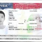 Chúc mừng Trương Công Đạt đã đạt Visa