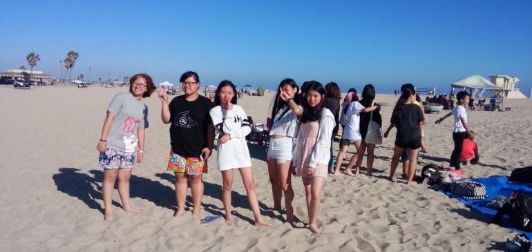 Nhật ký Đoàn Mỹ – 2 bờ Đông Tây ngày 16/07/2016(Đoàn ngày 19/6)