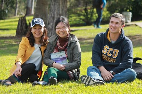 Sinh viên được thực tập nhiều giờ khi học tại SCU.