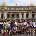 Cảm nhận của học sinh Hoàng Ngọc Minh Châu – trường BVIS về chuyến du học hè Anh – Pháp