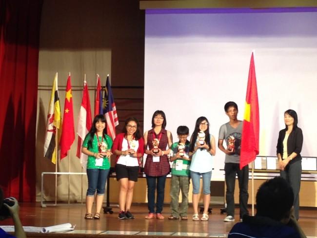 """Đoàn Việt Nam giành giải tại """"Hội nghị lãnh đạo Sinh Viên Châu Á 2014"""""""