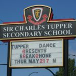 SIR CHARLES TUPPER SECONDARY SCHOOL