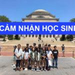 Cảm nhận học sinh về chương trình du học hè