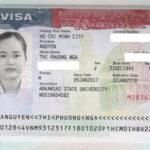Chúc mừng NGUYỄN THI PHƯƠNG NGA đạt visa