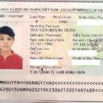Chúc mừng NGUYỄN HOÀNG THẢO đạt visa
