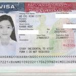 Chúc mừng HOÀNG KHÁNH NGỌC đạt visa
