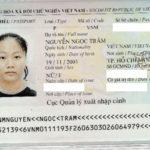 Chúc mừng NGUYỄN NGỌC TRÂM đạt visa