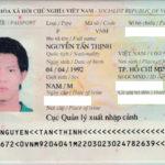 Chúc mừng NGUYỄN TẤN THỊNH đạt visa