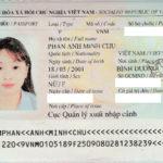 Chúc mừng PHAN ANH MINH CHU đạt visa