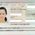 Chúc mừng nguyễn vũ trâm anh đã đạt visa