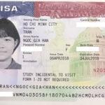 Chúc mừng Trần Ngọc Gia Hân đã đạt Visa Hè Mỹ 2 bờ Đông Tây