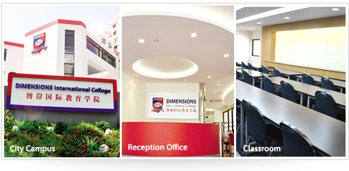 Trường Cao đẳng Quốc tế Dimensions - Singapore
