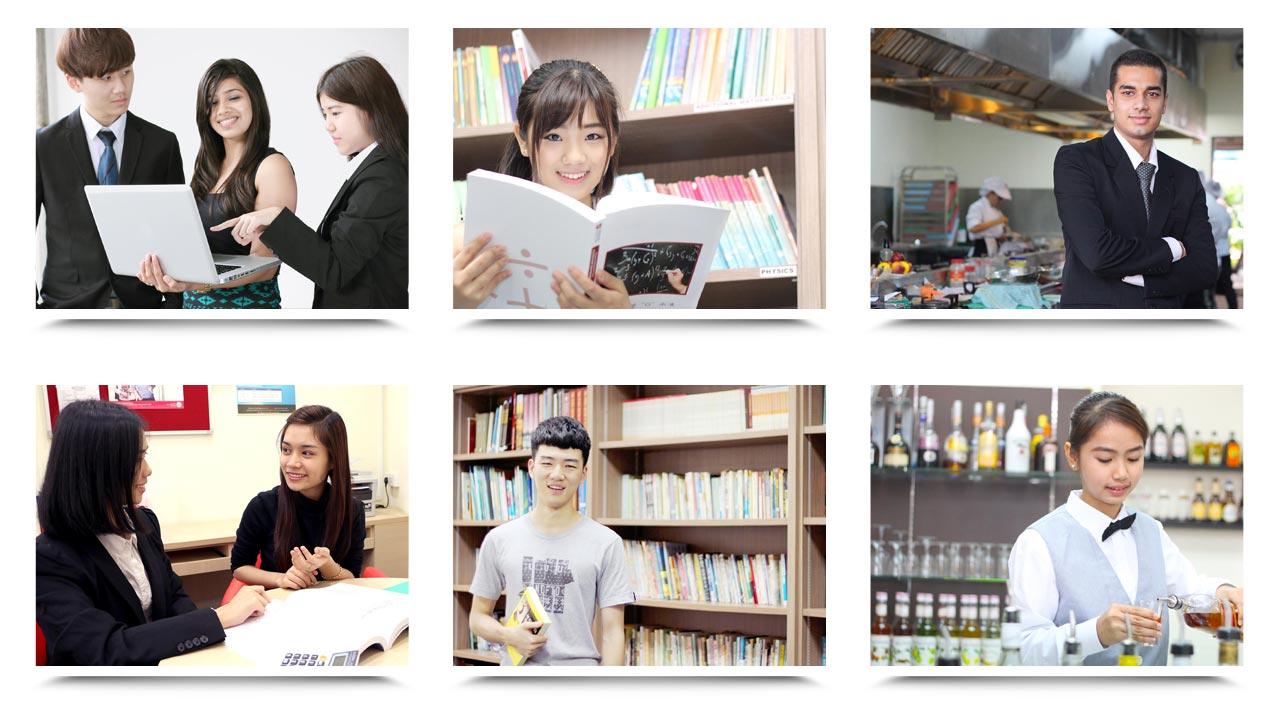 Demensions - đa dạng trong ngành học với các ưu đãi học bổng giá trị cao