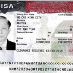 Chúc mừng Nguyễn Thế Anh Tuấn gia hạn Visa thành công