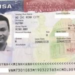 Chúc mừng Huynh Minh Anh gia hạn Visa thành công