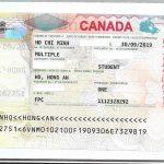 Chúc mừng Hồ Hồng Ân đã đạt Visa