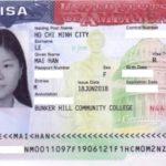 Chúc mừng Lê Mai Hân đạt Visa  thành công