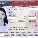 Chúc mừng Phạm Thiên Kim đã đạt Visa Hè Mỹ 2 bờ Đông Tây