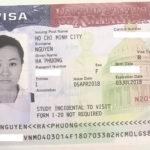 Chúc mừng NGUYỄN HÀ PHƯƠNG đã đạt Visa Hè Mỹ bờ Tây