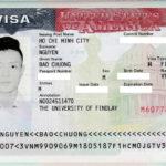 Chúc mừng NGUYỄN BẢO CHƯƠNG đã đạt Visa