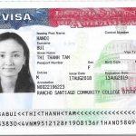 Chúc mừng Bùi Thị Thanh Tâm đã đạt Visa