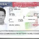 Chúc mừng LÝ THẾ DŨNG đã đạt Visa