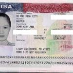 Chúc mừng NGUYỄN ĐOÀN MINH ANH đạt visa