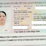 Chúc mừng NGUYỄN HỒNG THY đạt visa