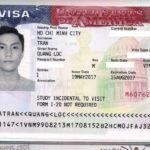 Chúc mừng Trần Quang Lộc đã đạt Visa