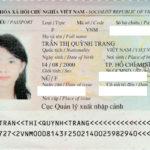 Chúc mừng TRẦN THỊ QUỲNH TRANG đạt visa