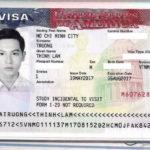 Chúc mừng Trương Thịnh Lâm đã đạt Visa