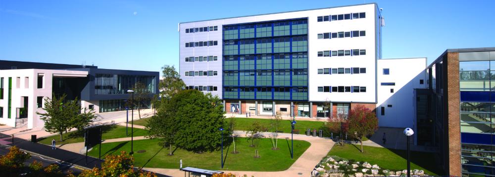 Khuôn viên trường Đại học Sunderland tại Anh quốc